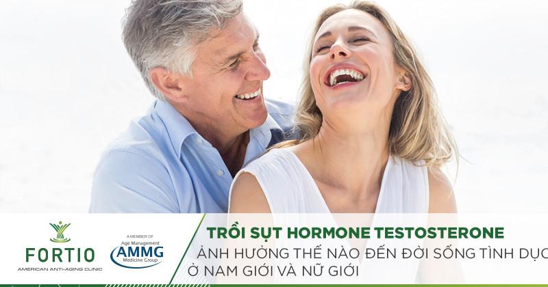 Hormone Testosteron
