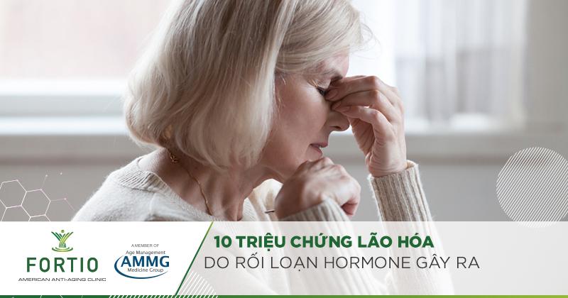 rối loạn hormone