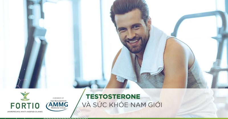 testosterone thấp