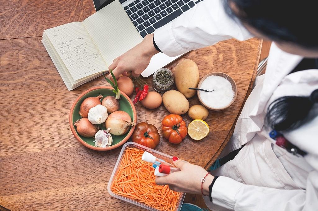 chế độ ăn khoa học thời kỳ tiền mãn kinh