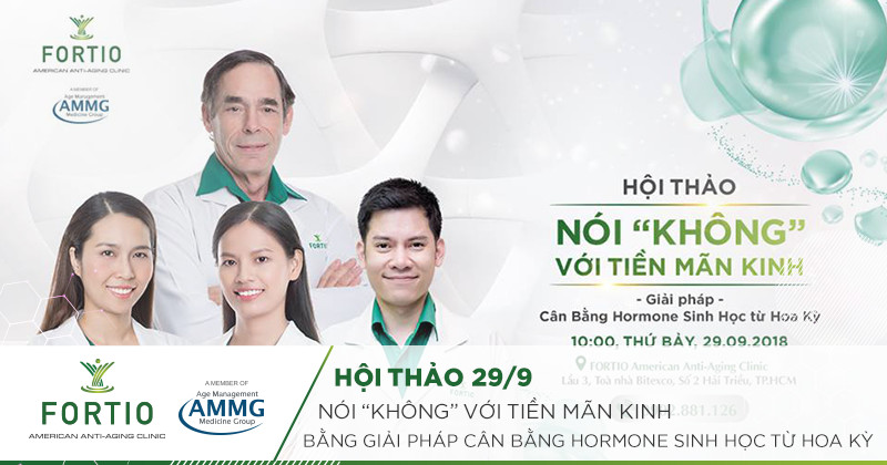 hội thảo fortio clinic