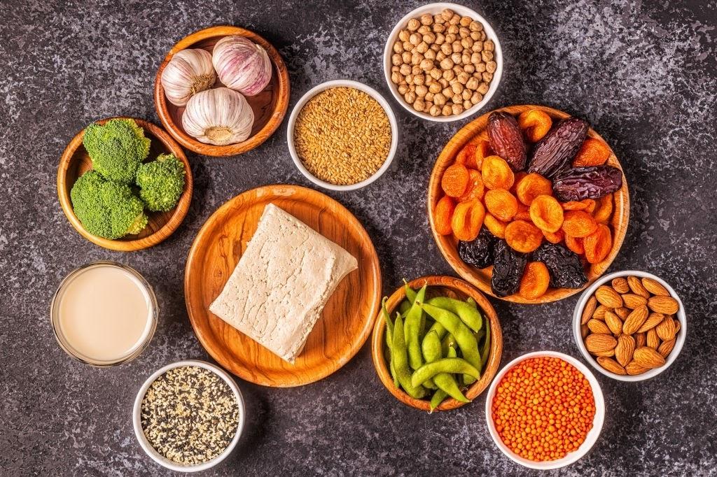 thực phẩm giúp bổ sung estrogen
