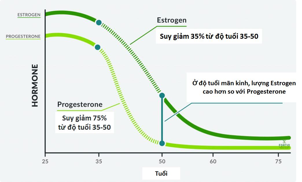 Định lượng nội tiết tố quan trọng ở nữ giới – Hormone Estrogen