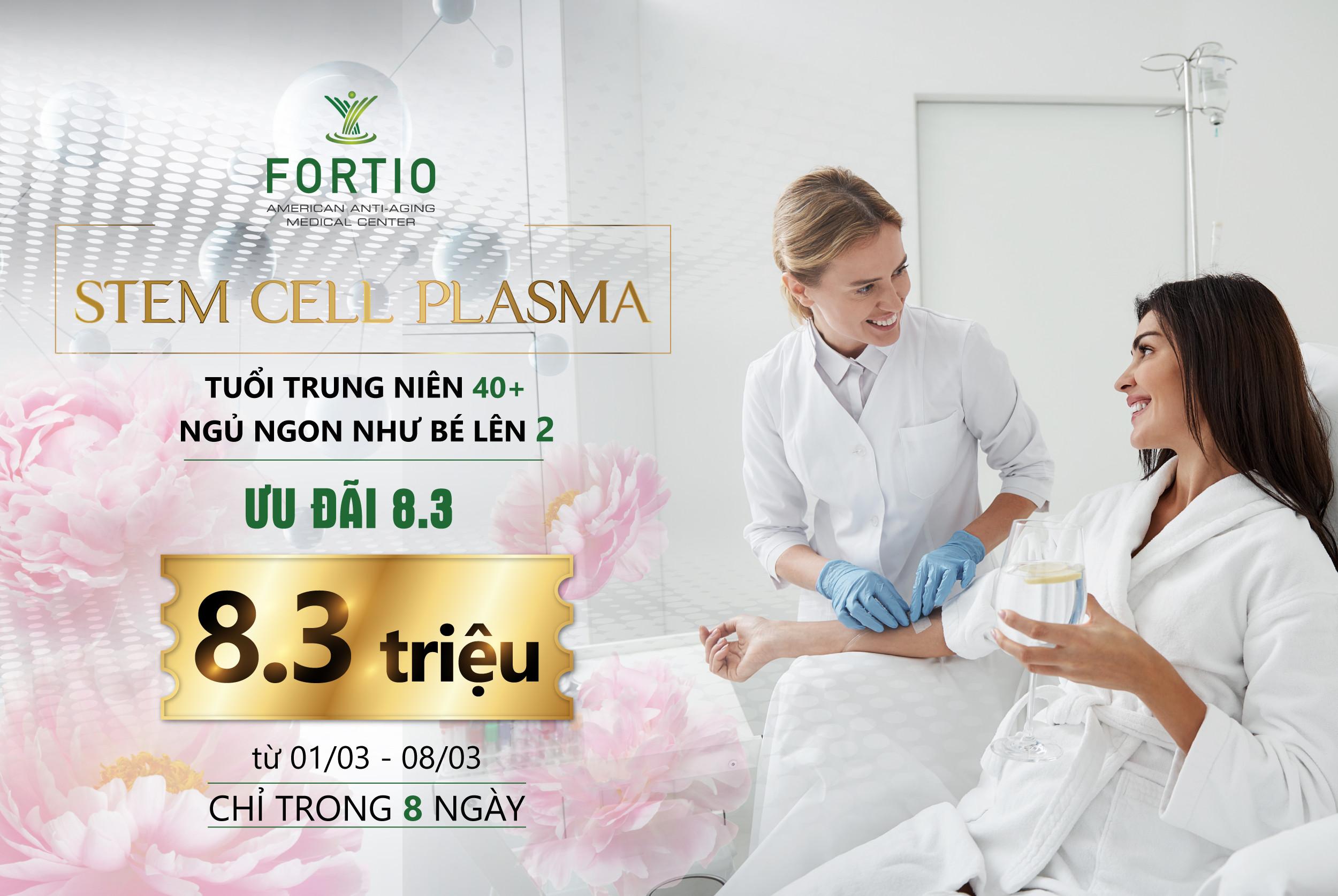 stem cell plasma